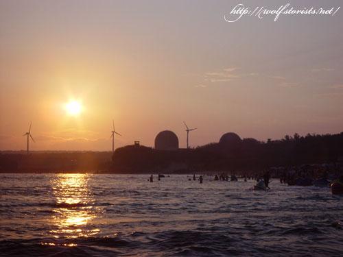墾丁-南灣夕陽