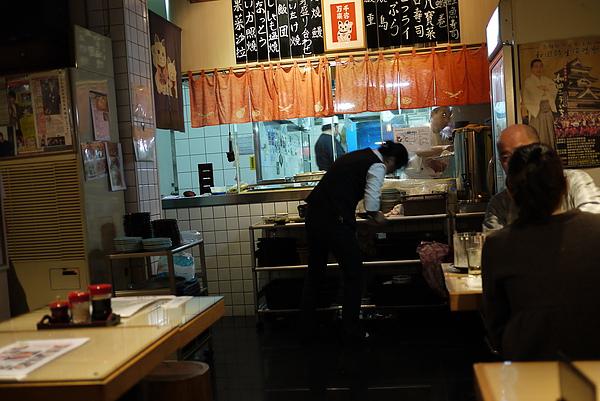 2011.01.14 聚餐(梅子鰻蒲燒屋)-08.JPG