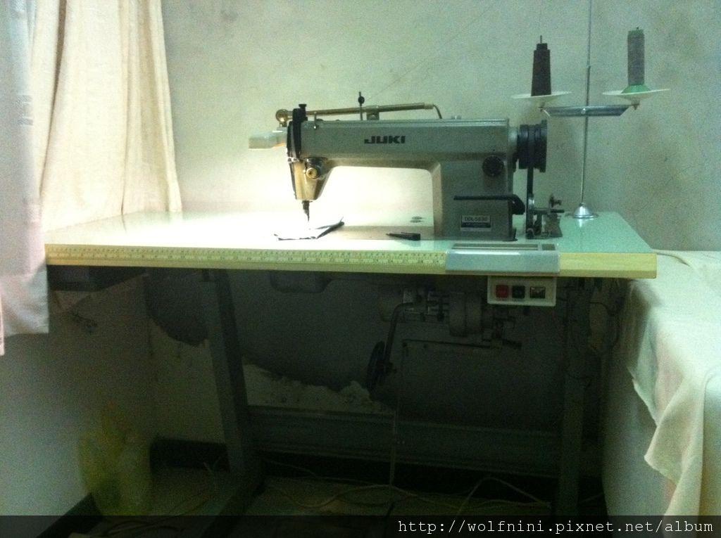 工業用裁縫車