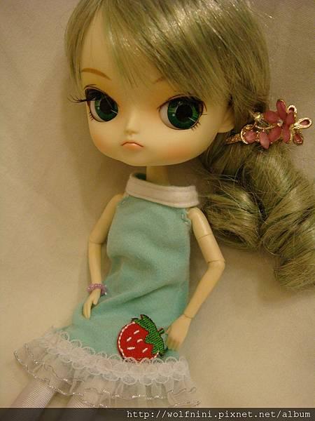 娃媽第二件手作娃衣