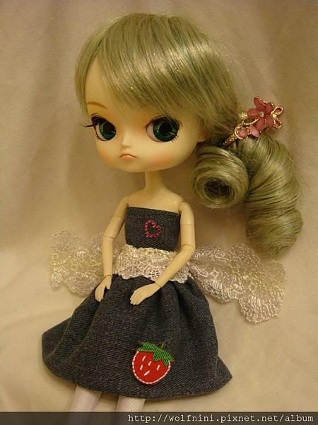 娃媽第一件手作娃衣