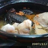 烏骨雞+牛X湯