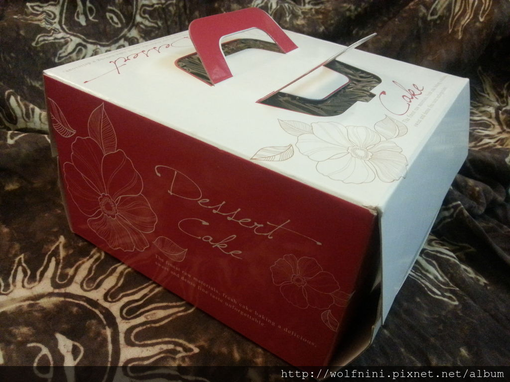 班哲明手感烘焙精美蛋糕包裝盒