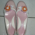 戰利品-粉紅淑女鞋