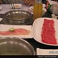 鯛魚片+澳洲沙朗牛肉