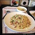 櫻花蝦炒飯 $150