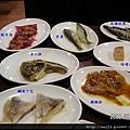 特級牛肉,羊小排,雞腿排,香魚,冰魚,味噌油魚,鯛魚下巴