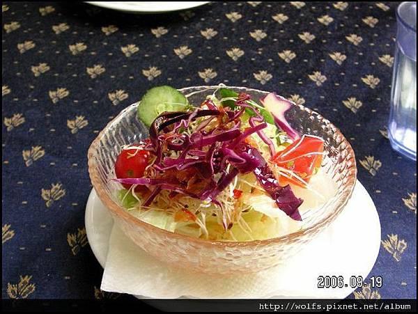 泰式醬沙拉