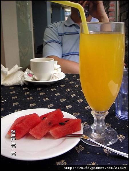 水果&飲料