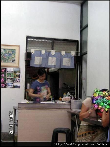 店內空間-廚房