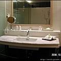 客房-洗手檯