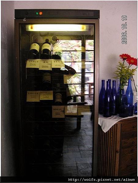 1F-酒櫃