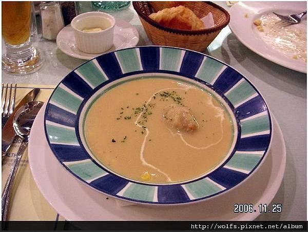 10-玉米馬鈴薯濃湯