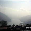 29-霧氣中的碧湖