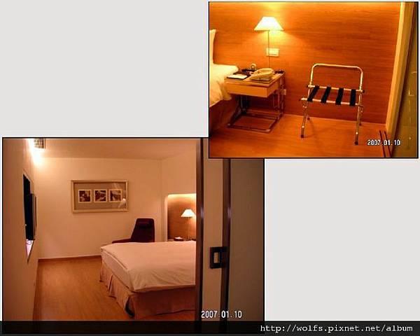 21-景緻房(A)臥室View