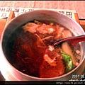 08-鍋燒牛肉(冬粉) $70