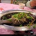 07-清蒸鱸魚 $350