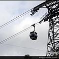 10-昂坪纜車