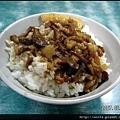 07-魯肉飯(小) $25