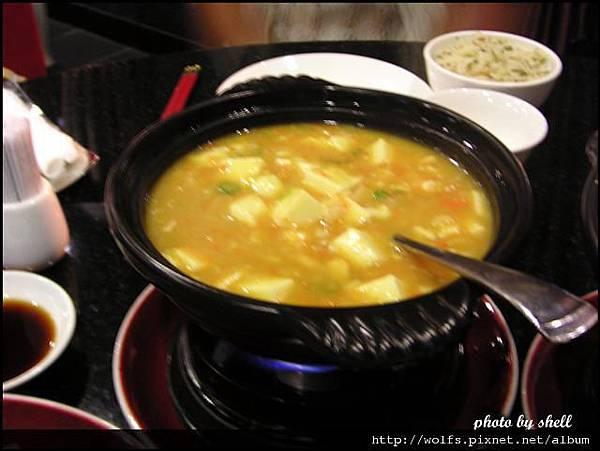14-蟹黃豆腐 $240