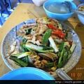 DSCN1350-炒山豬肉 250