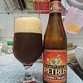 DSCN2116-佩特魯斯修道院雙褐啤酒(Petrus)