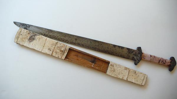 阿拔的寶劍