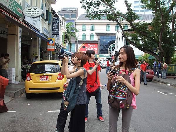 這裡好像新加坡的另一個世界
