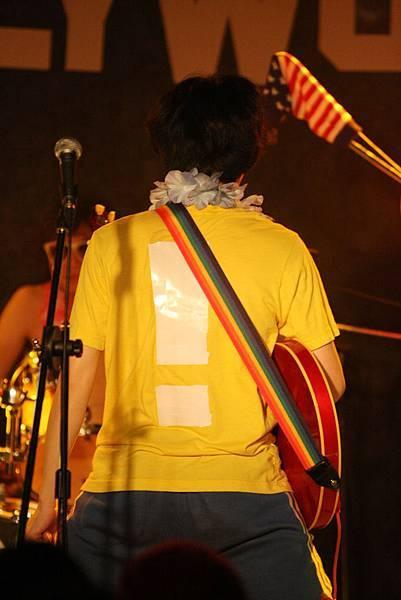 2009.4.11錄音前夕的PARTY@THE WALL