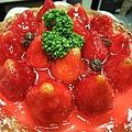 佳佳的超好吃草莓派