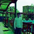 板橋市場天橋