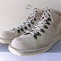 MUJI無印良品麂皮登山靴