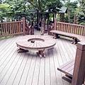 木平台小廣場