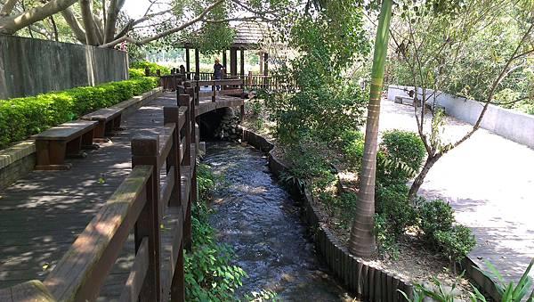 五張犁圳 親水公園 (9)