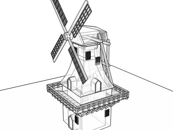 荷蘭村風車002.jpg