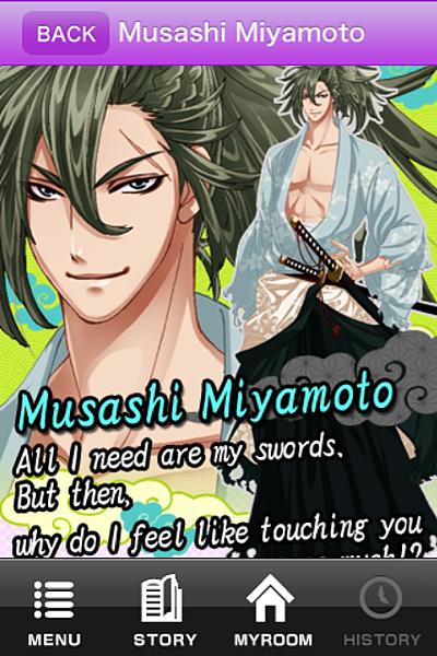 Mushashi Miyamoto