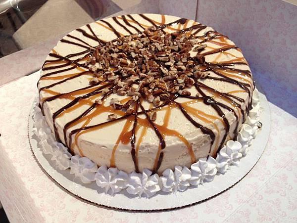 Marb Slab cake