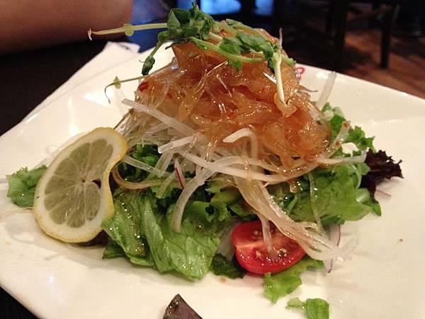 Guu Daikon Salad