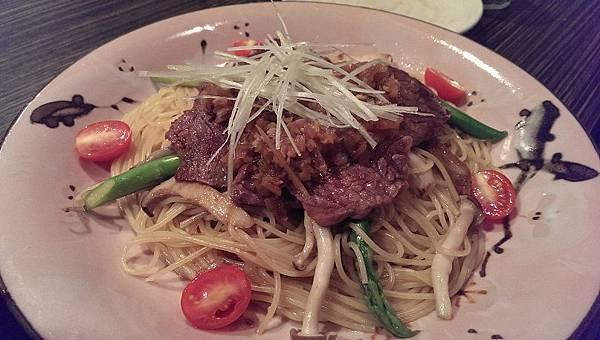 Spaghetti Yakiniku Chaliapin