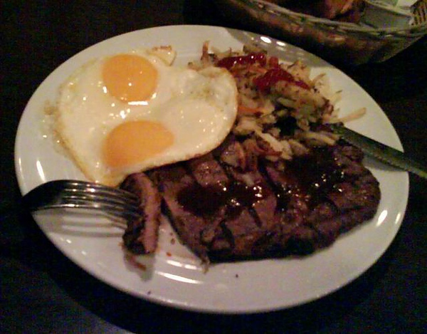 599 Late Night Steak