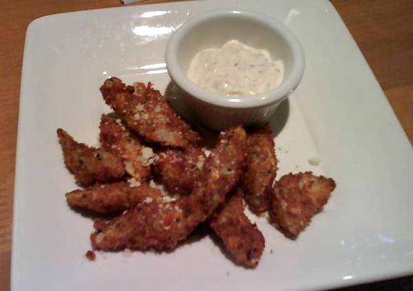 California Pizza Fried Anchovie