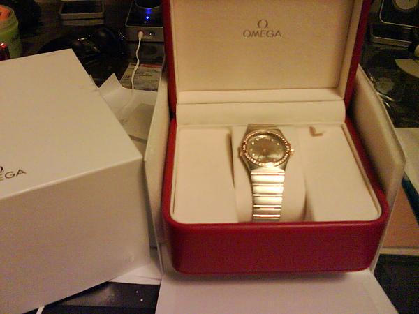 OMEGA CONSTELLATION 160