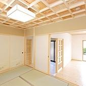 和室天花板