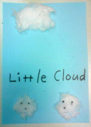 Oscar's Little Cloud