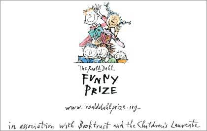 The Roald Dahl Funny Prize