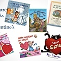 6 picture books for Valentine's Day