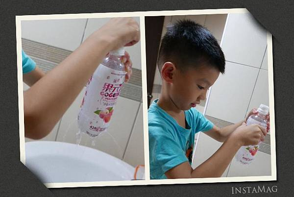 [親子動手作x科學] 神奇澆水器