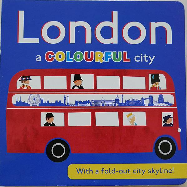 London a COLOURFUL city