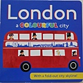 London a COLOURFUL city
