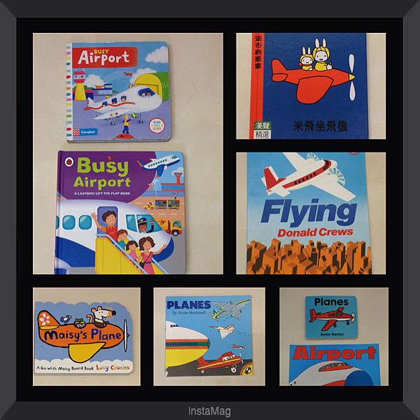 picture books about airplanes